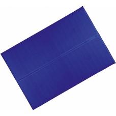 Самонадувающийся коврик Terra Incognita Twin 5 см синий
