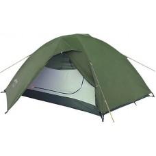Двухместная палатка Terra Incognita Skyline 2 зелёный