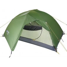 Двухместная палатка Terra Incognita Skyline Lite 2 светло-зелёный