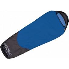 Спальник Terra Incognita Compact 1000 +2° синий / серый