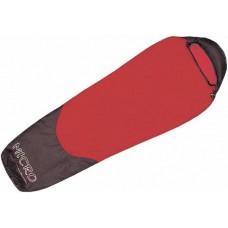 Спальник Terra Incognita Compact 1400 -3° красный / серый