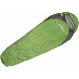 Спальник Terra Incognita Junior 200 +4° зелёный / серый