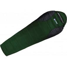 Спальник Terra Incognita Pharaon 400 -10° Wide тёмно-зелёный
