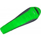 Спальник Terra Incognita Siesta 100 +7° зелёный / серый