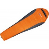 Спальник Terra Incognita Siesta 100 +7° оранжевый / серый