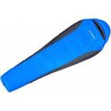 Спальник Terra Incognita Siesta 100 +7° синий / серый