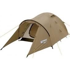 Двухместная палатка Terra Incognita Zeta 2+1 песочный