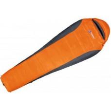 Спальник Terra Incognita Siesta 400 -12° оранжевый / серый