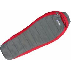 Спальник Terra Incognita Termic 2000 -12° красный / серый
