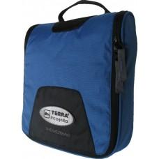Сумка-косметичка Terra Incognita Shower Bag синий / чёрный