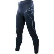 Термо-штаны Terra Incognita Elios L-XL серый / чёрный