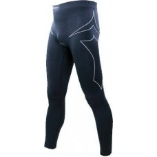 Термо-штаны Terra Incognita Elios S-M серый / чёрный