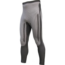 Термо-штаны Terra Incognita Yukon S-M серый / чёрный