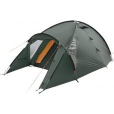 Трёхместная палатка Terra Incognita Ksena 3+1 Alu тёмно-зелёный