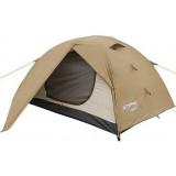 Трёхместная палатка Terra Incognita Omega 3+1 песочный