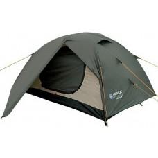 Трёхместная палатка Terra Incognita Omega 3+1 хаки