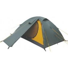 Трёхместная палатка Terra Incognita Platou 3+1 тёмно-зелёный