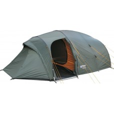 Четырёхместная палатка Terra Incognita Bravo 4 Alu тёмно-зелёный