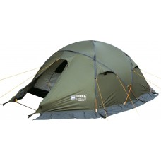 Четырёхместная палатка Terra Incognita Toprock 4 зелёный