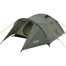 Четырёхместная палатка Terra Incognita Zeta 4+1 хаки