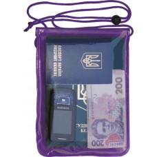 Герметичный чехол-кошелёк Terra Incognita SafeCase M фиолетовый (2014)