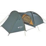 Трёхместная палатка Terra Incognita Bike 3 Alu тёмно-зелёный