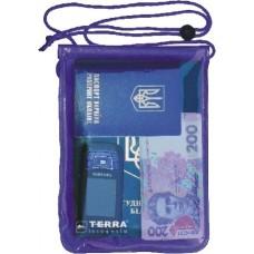 Герметичный чехол-кошелёк Terra Incognita SafeCase M фиолетовый (2015)