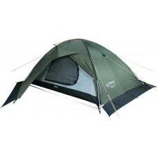 Двухместная палатка Terra Incognita Stream 2 зелёный