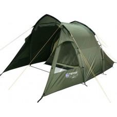 Четырёхместная палатка Terra Incognita Camp 4 хаки