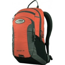 Рюкзак Terra Incognita Smart 14L оранжевый / серый