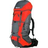 Рюкзак Terra Incognita Titan 60L красный / серый