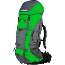 Рюкзак Terra Incognita Titan 80L зелёный / серый