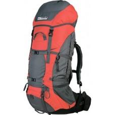 Рюкзак Terra Incognita Titan 80L оранжевый / серый