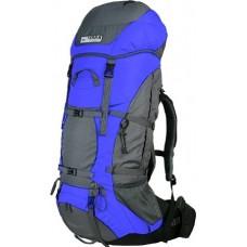 Рюкзак Terra Incognita Titan 80L синий / серый