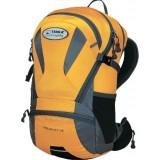 Рюкзак Terra Incognita Velocity 16L жёлтый / серый
