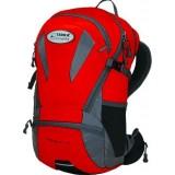 Рюкзак Terra Incognita Velocity 20L красный / серый