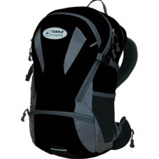 Рюкзак Terra Incognita Velocity 20L чёрный / серый