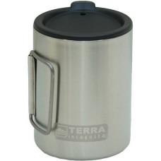 Термокружка с крышкой Terra Incognita T-Mug 250 W/Cap