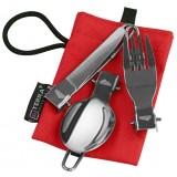 Складной набор Terra Incognita Fold Set (Ложка, Вилка, Нож)