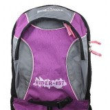 Чехол для сноуборда Travel Extreme Rider (151 см) Фиолетовый (Розовый кант)