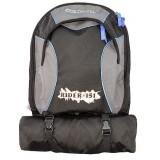Чехол для сноуборда Travel Extreme Rider (151 см) Черный (Синий кант)