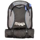 Чехол для сноуборда Travel Extreme Rider (157 см) Черный (Синий кант)