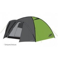 Трёхместная палатка Hannah Hover 3 Spring Green/Cloudy Grey