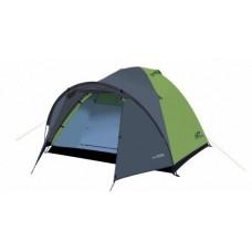 Четырёхместная палатка Hannah Hover 4 Spring Green/Cloudy Grey