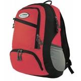 Рюкзак Terra Incognita Maksi 22L красный / чёрный