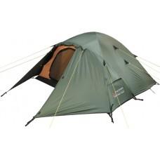 Четырехместная палатка Terra Incognita Baltora 4 Темно-зеленый