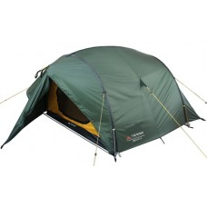 Двухместная палатка Terra Incognita Bravo 2 Темно-зеленый
