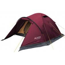 Трехместная палатка Terra Incognita Canyon 3 Alu Вишневый