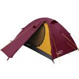 Трехместная палатка Terra Incognita Platou 3 Вишневый