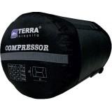 Компрессионный мешок Terra Incognita Compressor M серый / чёрный